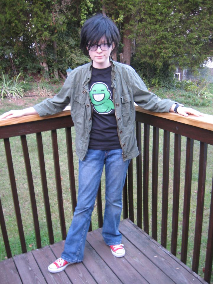 Homestuck cosplay john egbert images amp pictures becuo
