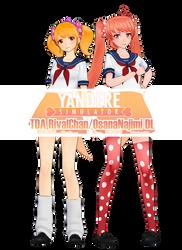 YanSim - TDA RivalChan/OsanaNajimi - DOWNLOAD !!!! by YanX20