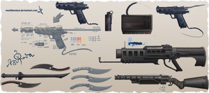 Weapons Errywhere