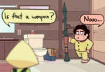 Steven Universe: Is That A Weapon