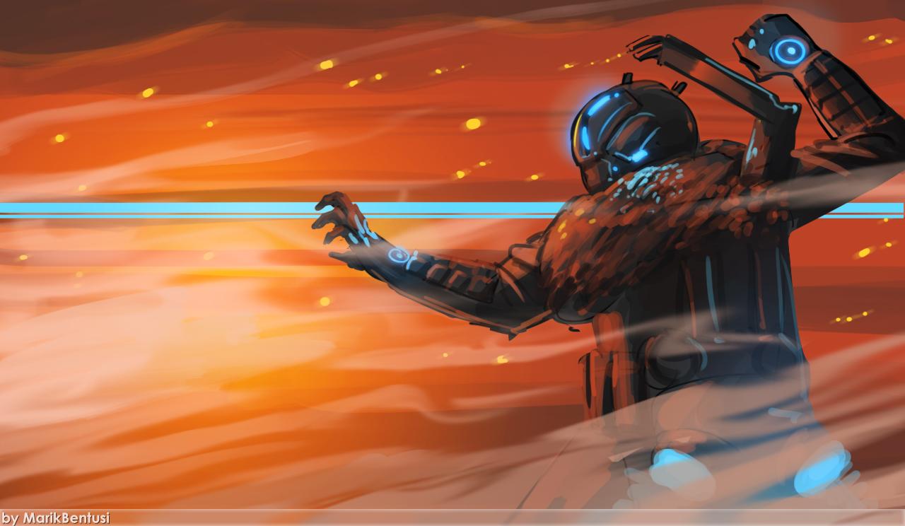 Titanfall 2 Sketch by MarikBentusi