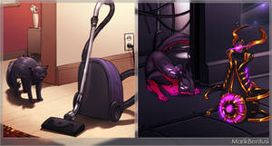 Warframe: Vacuum