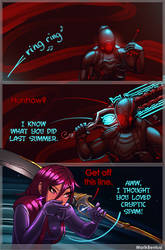 Warframe: Revenge by MarikBentusi