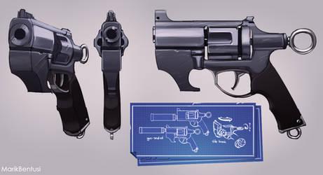 Ring Revolver by MarikBentusi