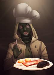 Mandalore's 'Slavic Speciality Dish' (no text)