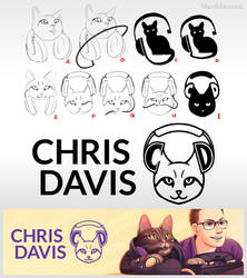 Commission: Chris Davis logo + banner