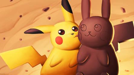 Pokemon: Quick Lick