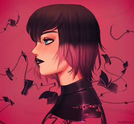 Dark Gwenpool profile