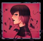 Dark Gwenpool profile (variant)