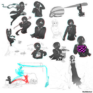 Breaker-chan Collage
