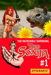 The Incredible Shrinking Red Sonja