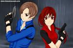 Leon y Claire