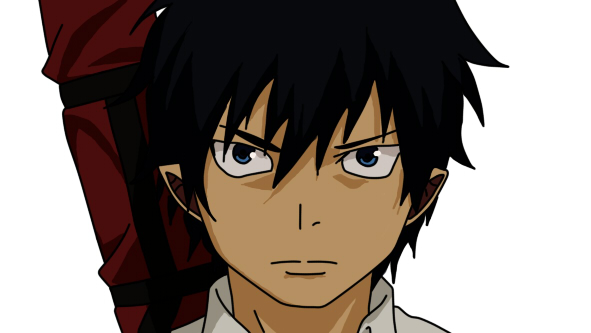 Rin Okumura color by L-MASTER