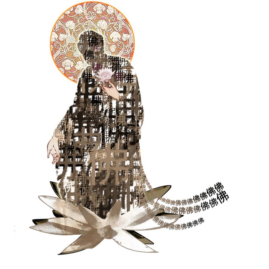 Buddhism by w3nt4n