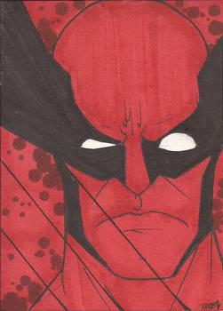 Wolverine Sketch Card