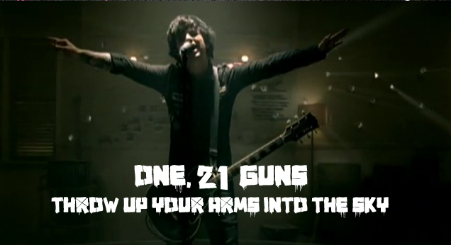 Green Day 21 Guns Wallpaper images
