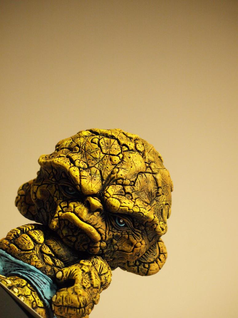 Custom Thing 8' Munny by VILORIA-ARTS