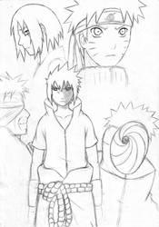 sketch by Meow-Sasuke