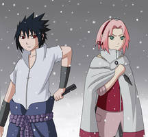 I will fight by your side by Meow-Sasuke