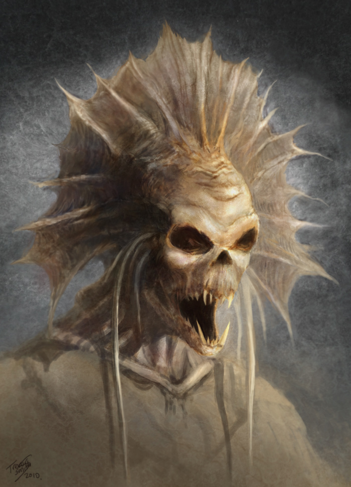 Demon_concept by Trevor-Stephen-Smith