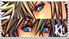 Kingdom Hearts Stamp by happybg