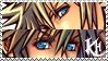 Kingdom Hearts Stamp by happybg