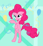 Pinkie Pie- It's PARTY TIME
