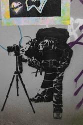 Street Art vs. Street Photographer