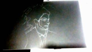 Roberto sketch by alonsopm23