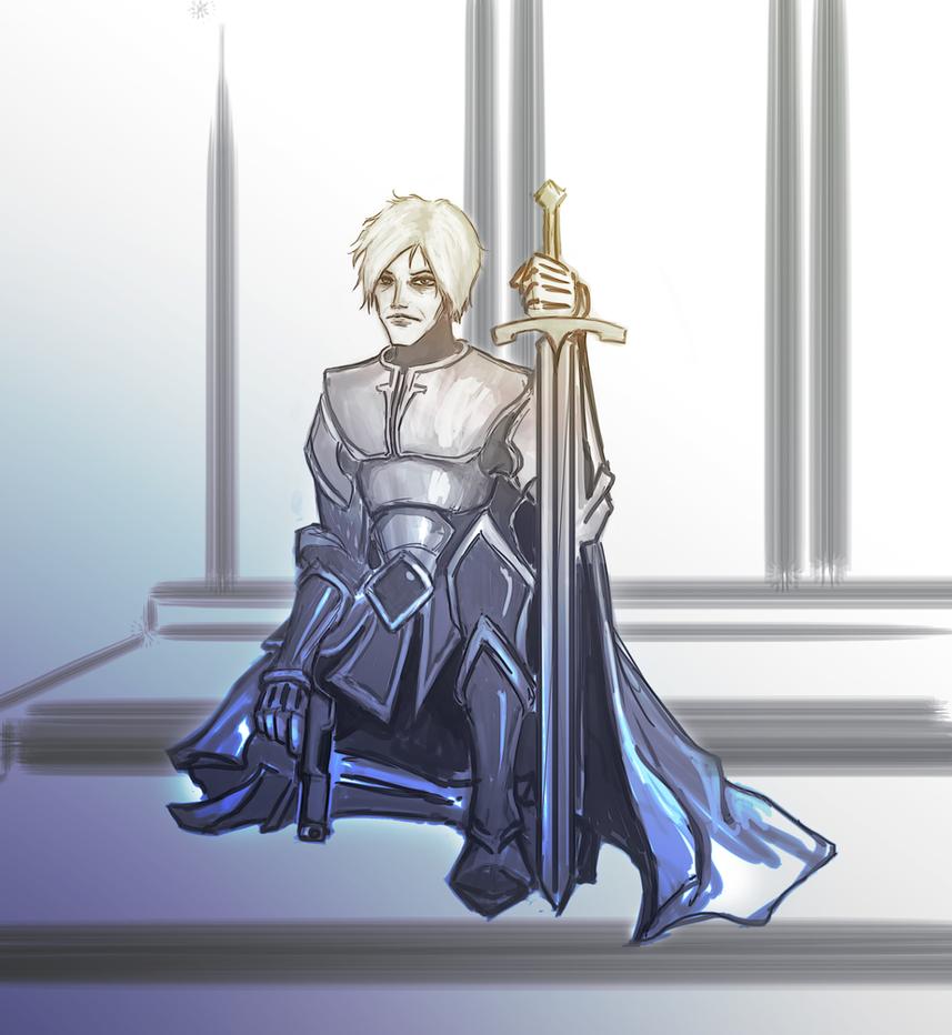 Knight Paul by RoyalPaladin