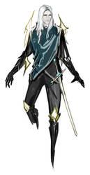 Elven Knight by RoyalPaladin