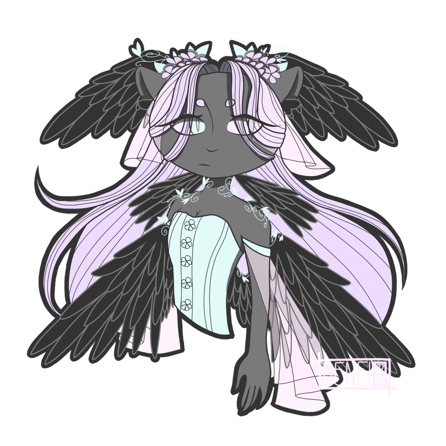Anime Cat With Wings goth/cat/spring/human/wings|| request #25poartto-7733 on