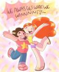 Princess and Steven