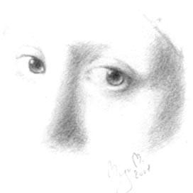 Eyes ...Vermeer by Naidiriv