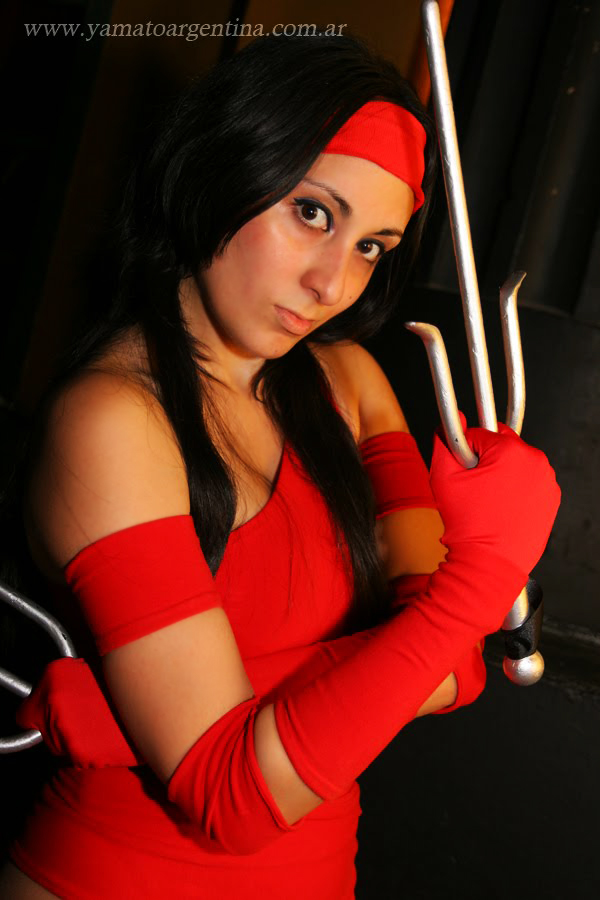 Elektra Natchios by AngelLiriel