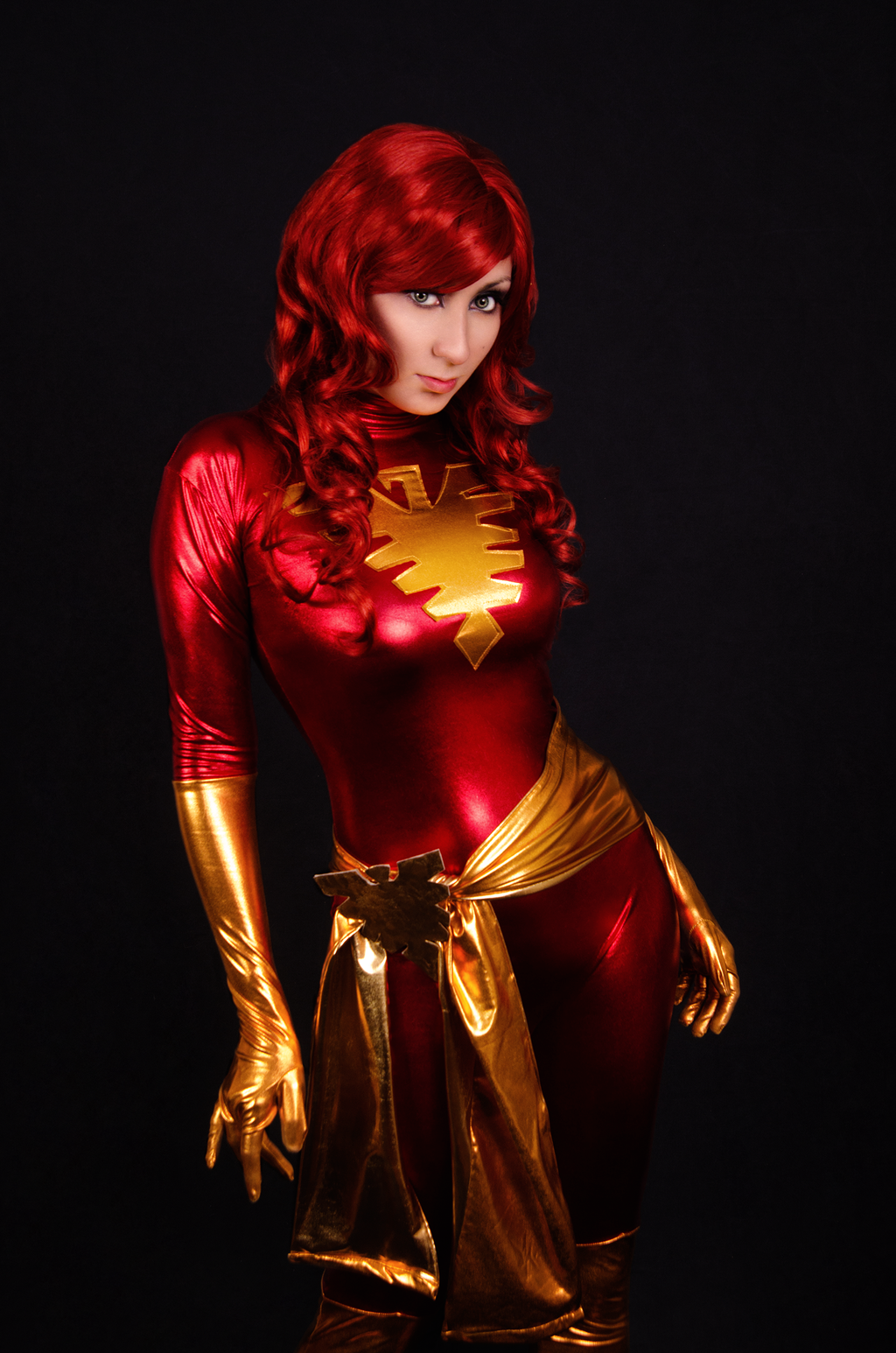 Dark Phoenix by AngelLiriel