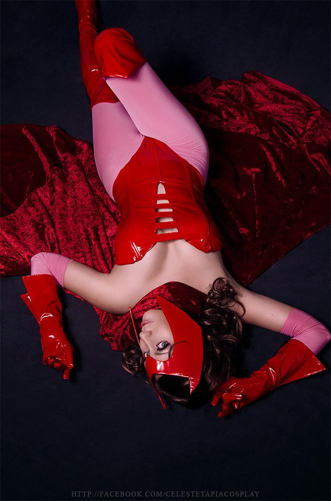 Scarlet Witch IV by AngelLiriel