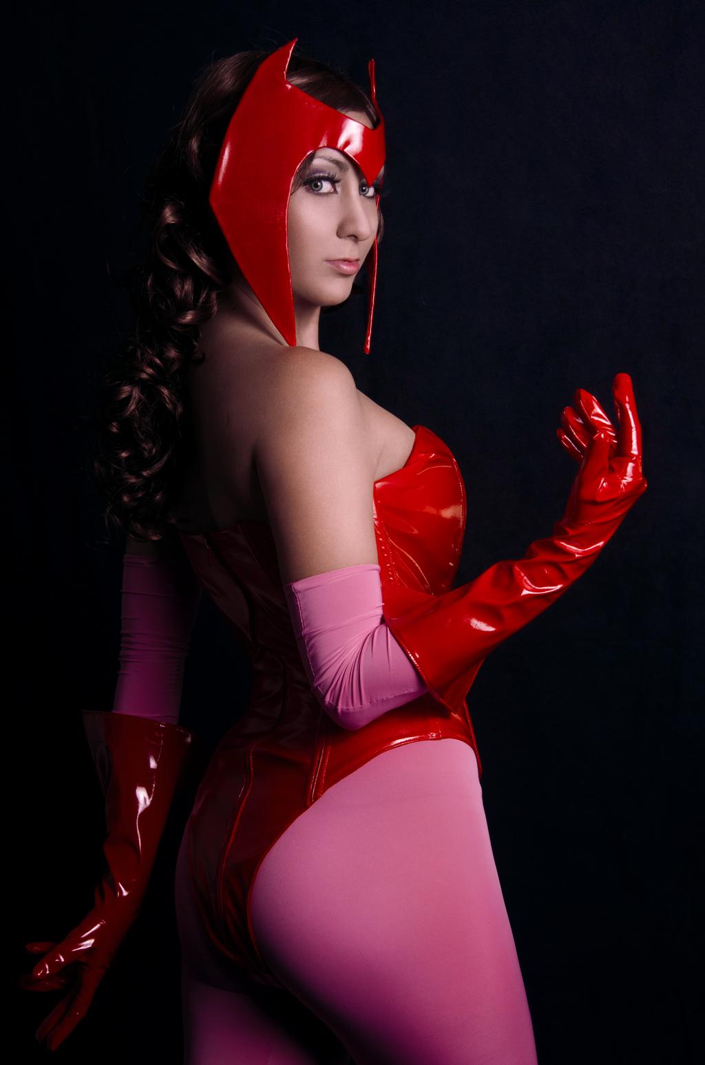 Scarlet Witch V by AngelLiriel