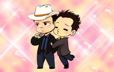 Justifiable BRomance by kra