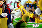 Exiles vs Young Avengers