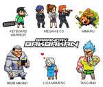 Pixel Fighters 1
