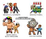 Pixel Fighters 2