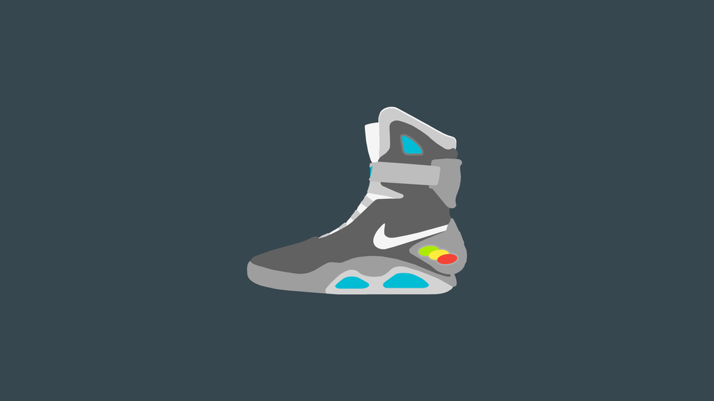 Back To The Future Shoes Size