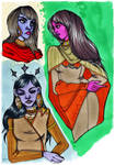 Abnar Girls fashion 1 by Pandry