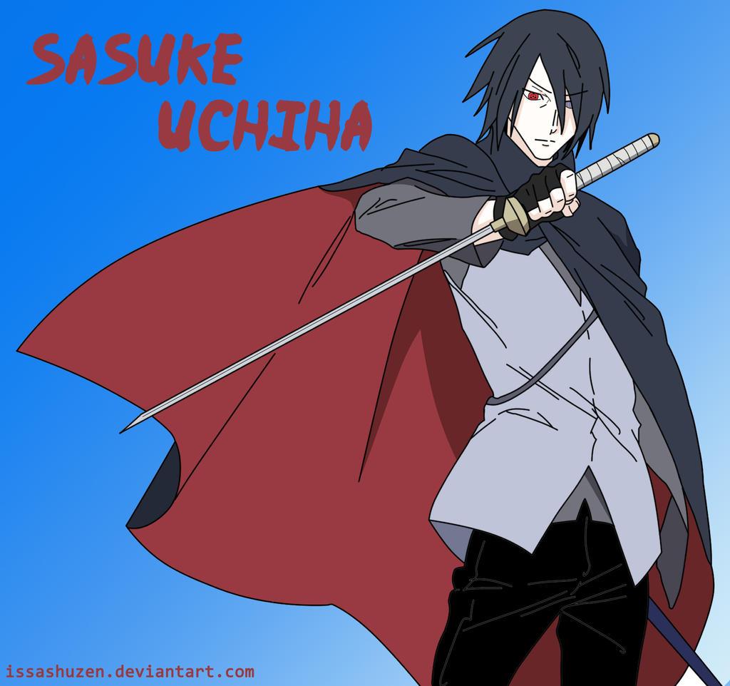 Boruto Naruto The Movie Sasuke Uchiha Anime Wallpapers