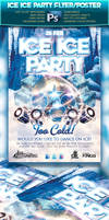 Ice Ice Party Flyer