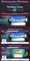 Photographer / Designer Facebook Timeline Cover