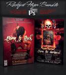 Rockfest Flyer Bundle / Pack