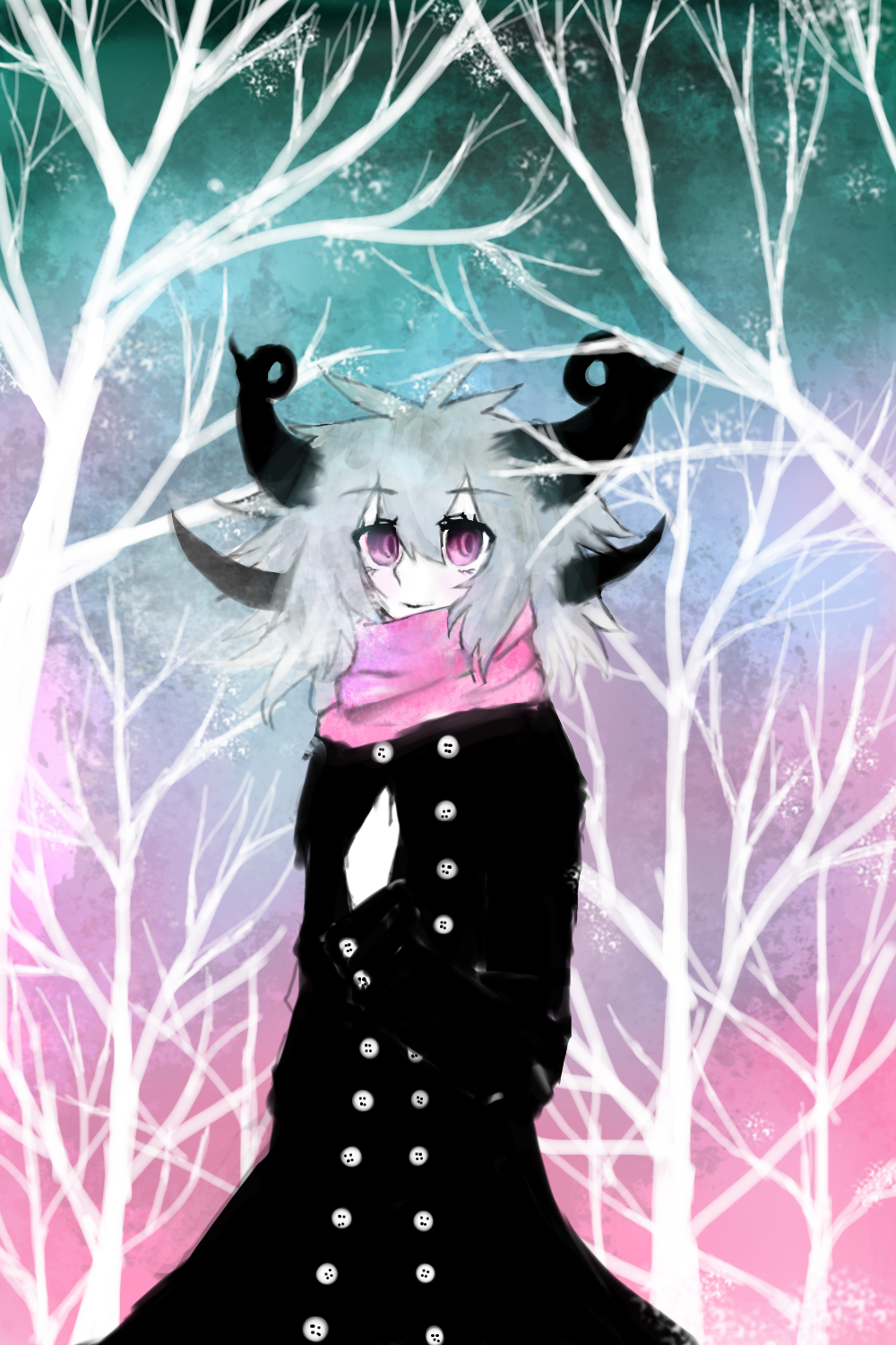 Cold Winter by oKotuy