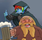 Rainbow Thief